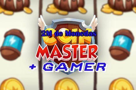 2M de Monedas Coin Master