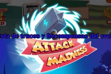 Attack Madness en Coin Master