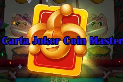 Carta Joker Coin Master