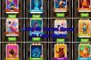 Lista de Cartas Raras de Coin Master