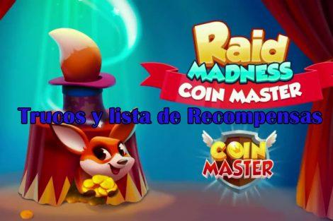 Raid Madness en Coin Master