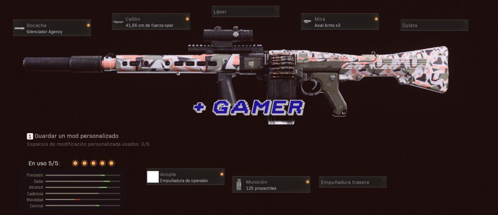 La Mejor Clase para la MG82