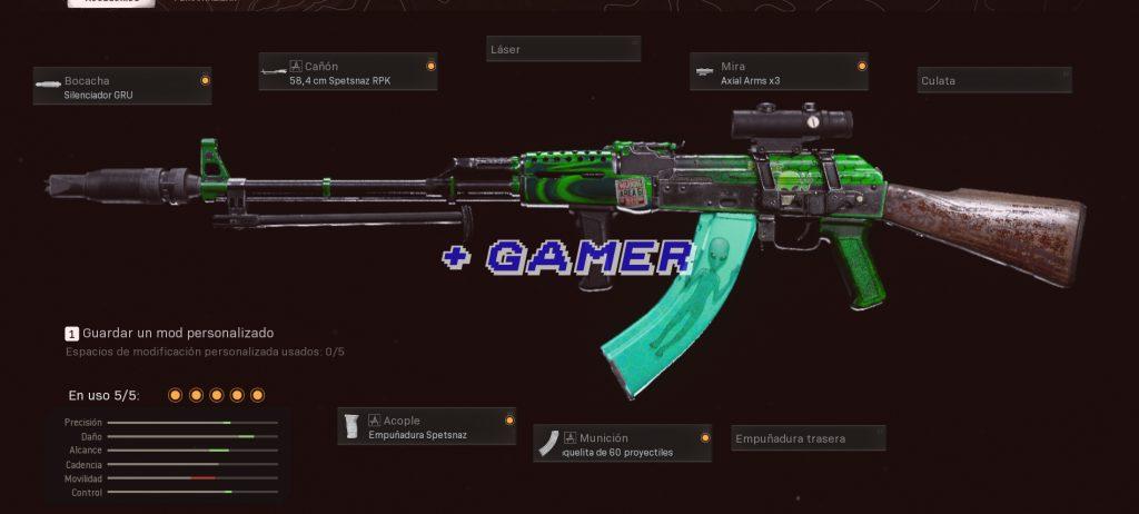 Mejor clase AK 47 Larga Distancia